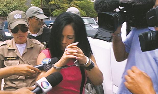 Acusada foi condenada apesar de ter negado autoria da morte. Foto: TV Clube/Reprodução