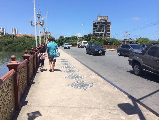 Na Ponte Velha, crimes acontecem com frequência nos finais de semana