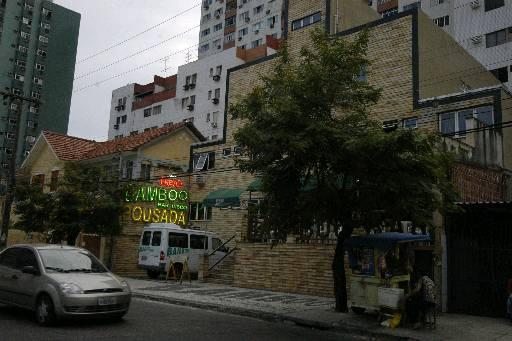 Crime aconteceu neste estabelecimento em Boa Viagem. Foto: Juliana Leitao/DP/D.A Press