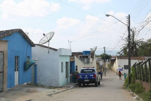 O medo domina a população da localidade da cidade. Fotos: Teresa Maia/DP/D.A Press