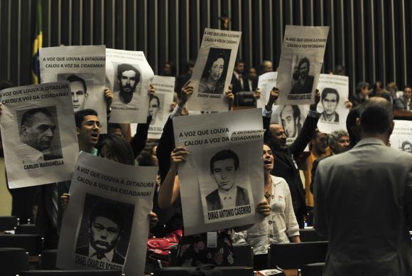 CNV confirma em relatório mais de 200 desaparecidos políticos durante a ditadura militarAntonio Cruz/ Agência Brasil