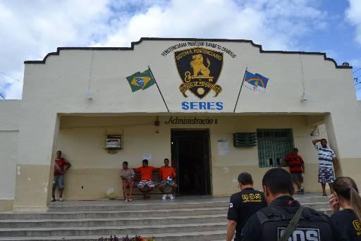Barreto Campelo foi um das unidades visitadas
