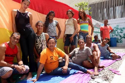 Comunidade é vítima de violência psicológica, problemas de saúde e agressões físicas. Fotos: Teresa Maia/DP/D.A Press