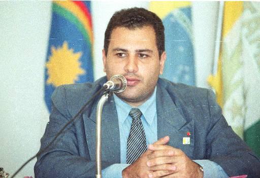 Manoel Mattos foi morto em 2009. Foto: Teresa Maia/DP/D.A Press