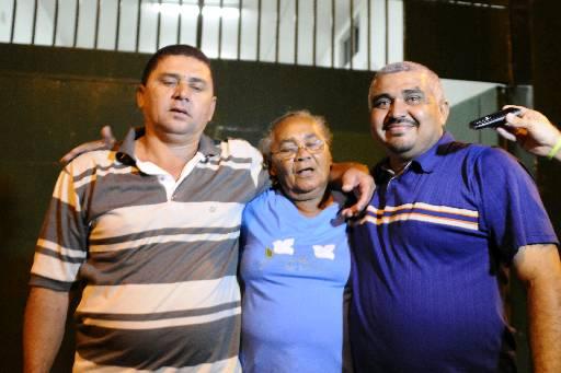 Marcelo e Valfrido foram absolvidos em 2010. Foto: Heitor Cunha/DP/D.A Press