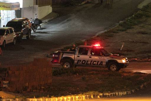 Reforço policial foi enviado para a cidade, como no ano passado. Foto: AnnaclariceAlmeida/DP/D.A Press