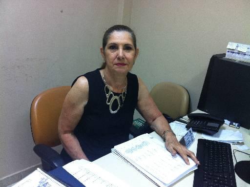 Delegada Eliane Caldas está à frente da DP do Idoso
