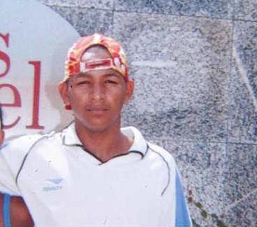 Diogo Rosendo, amigo de Zinael, tinha 15 anos. Foto: Arquivo Pessoal