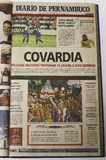 Caso foi publicado com exclusividade pelo Diario em março de 2006