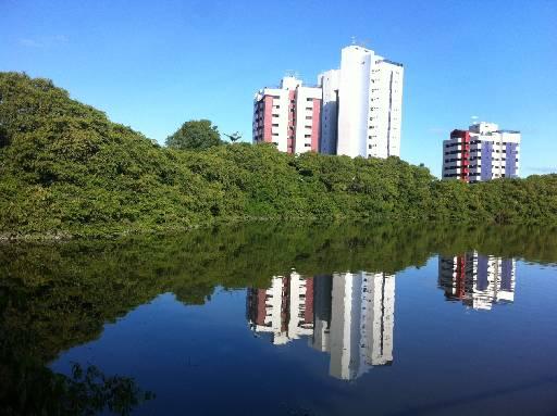 Mora perto da Lagoa do Araçá, na Imbiribeira, tem sido sinônimo de medo. Foto: Jailson da Paz/DP.D.A Press