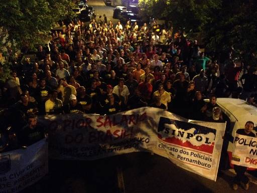 Decisão foi tomada em assembleia nessa sexta-feira. Foto: Sinpol/Divulgação