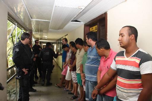Suspeitos fizeram cerca de 100 vítimas em sete estados. Fotos: Policia Civil do Para/Divulgação