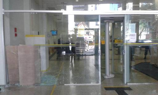 Assaltos no Grande Recife e no interior têm sido constantes. Foto: Rodrigo de Luna/TV Clube