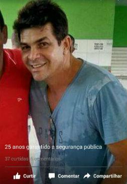 Roseildo Dantas tinha 45 anos