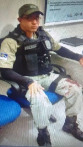 Flávio Oliveira está detido no Creed, em Abreu e Lima. Foto: Divulgação