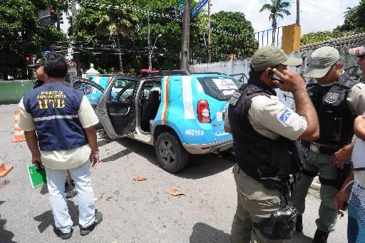 Crime aconteceu na manhã do domingo. Foto: João Velozo/ Esp. DP/ D. A Press