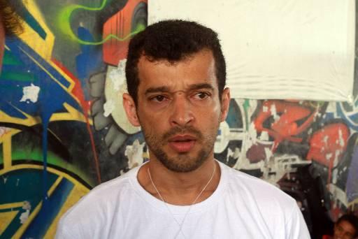 Pastor Daniel Oliveira, conhecido como Caveira, é um dos fundadores da Arca
