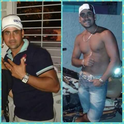 Ricardo Alves foi atingido quando estava escovando os dentes. Fotos: Divulgação