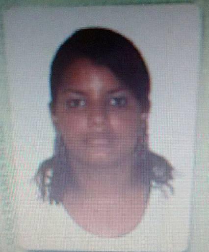 Juliana Saboia foi atingida por um PM após atirar em Pamela