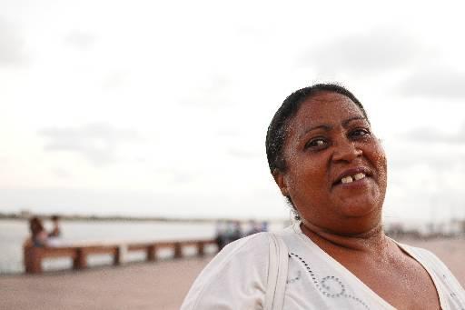 Maria Rita sofreu violência por 14 anos. Foto: Joao Velozo/ Esp. DP/ D. A Press