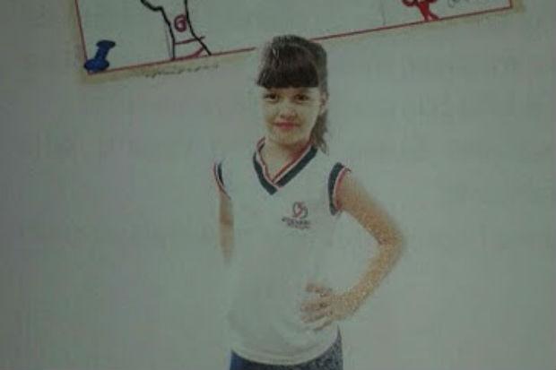Beatriz tinha sete anos. Fotos: Reprodução/ Blog O Povo com a Notícia