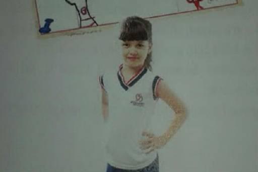 Beatriz tinha sete anos. Foto: Blog O Povo Com a Noticia/Reproducao da Internet