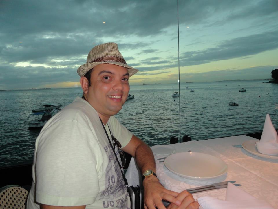 Marcolino tinha 46 anos e era  Foto: Reprodução/Facebook