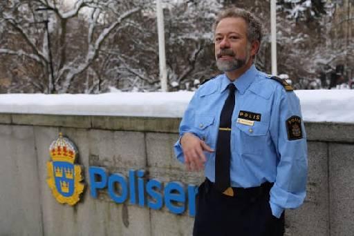 Gustavo atualmente é lotado na polícia da Suécia, mas trabalha na Guatemala. Foto: Arquivo Pessoal