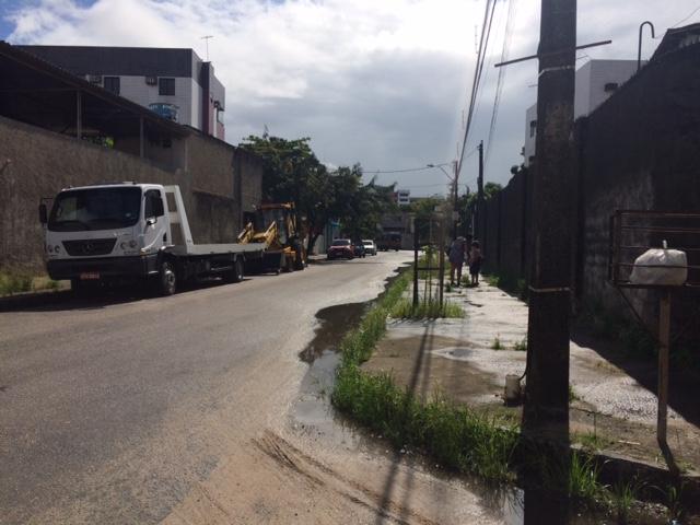 Moradores estão assustados em andar nas ruas do bairro. Fotos: Divulgação