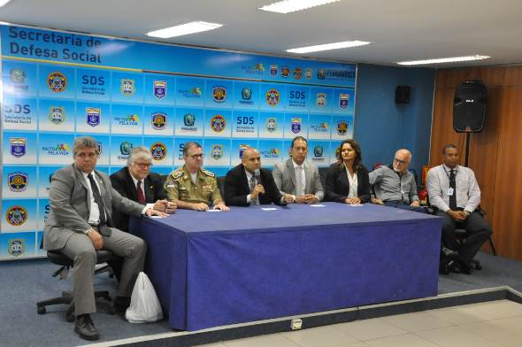 Detalhes foram revelados durante coletiva na SDS. Foto: SDS/Divulgação