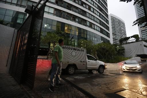 Morte aconteceu no Edifício Sun Pak. Foto: Rafael Martins/ Esp. DP