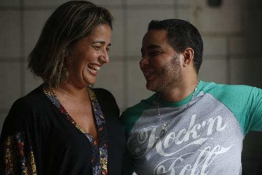 Marcelo hoje é casado com Jaqueline. Foto: Rafael Martins/ Esp. DP