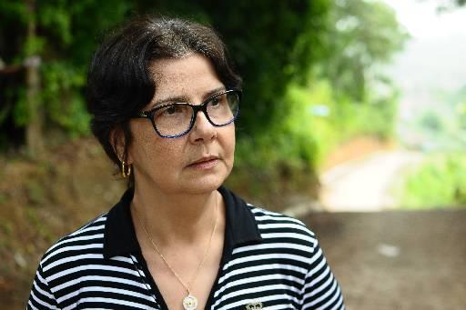 Tânia Andrade relata o aumento nos casos de assalto em Aldeia