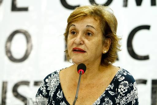 Silvia Cordeiro diz que mulheres estão denunciando mais. Foto: Marcos Pastich/PCR