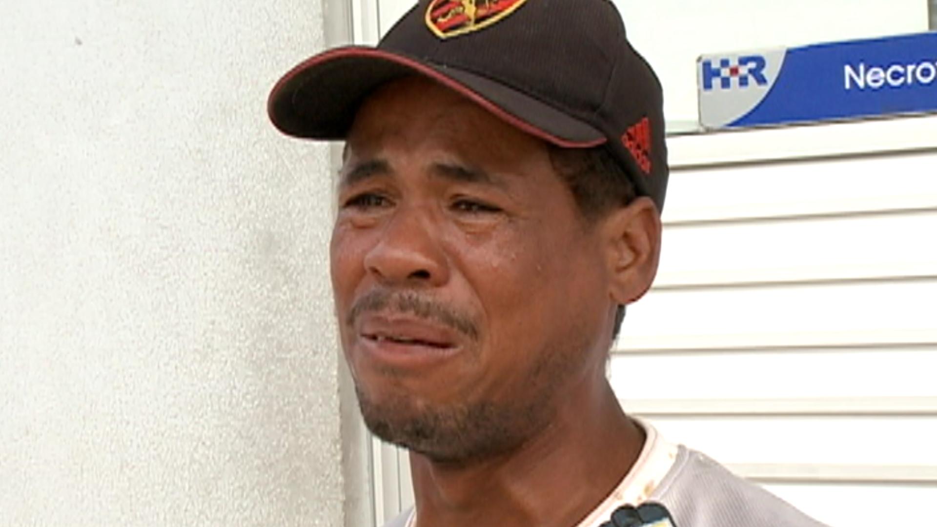 Antônio Carlos quer que os culpados pela morte do filho sejam punidos