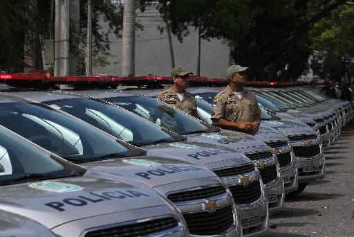 Veículos novos serão reforço na segurança. Foto: Julio Jacobina/DP