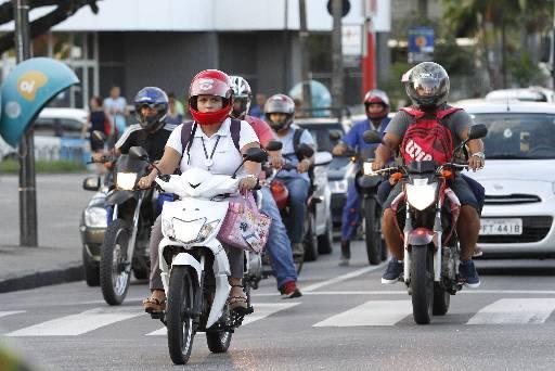 Redução dos acidentes foi de 12,3%. Foto: Ricardo Fernandes/DP
