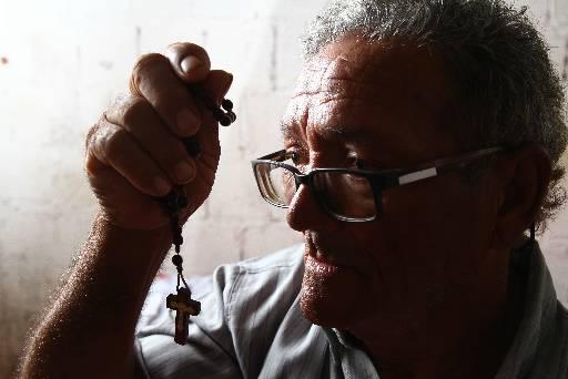 Severino Antero passou 20 dias no presídio. Foto: Peu Ricardo/Esp.DP