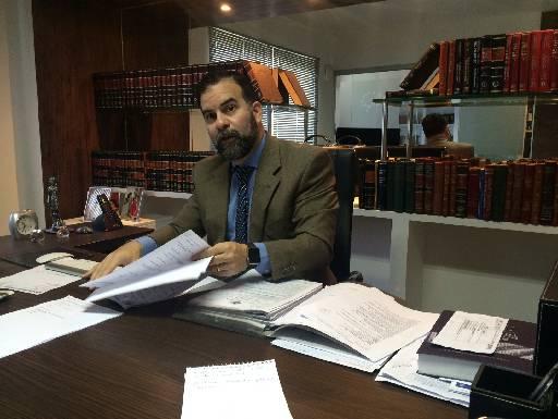 Célio Montenegro deu entrada na execução do processo. Foto: Wagner Oliveira/DP