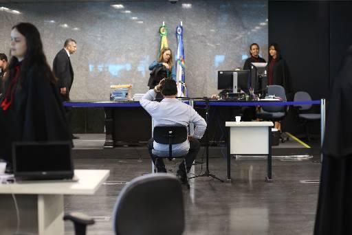 Julgamento durou quatro dias. José Maria teve a maior condenação. Foto: Anderson Freire/Esp.DP