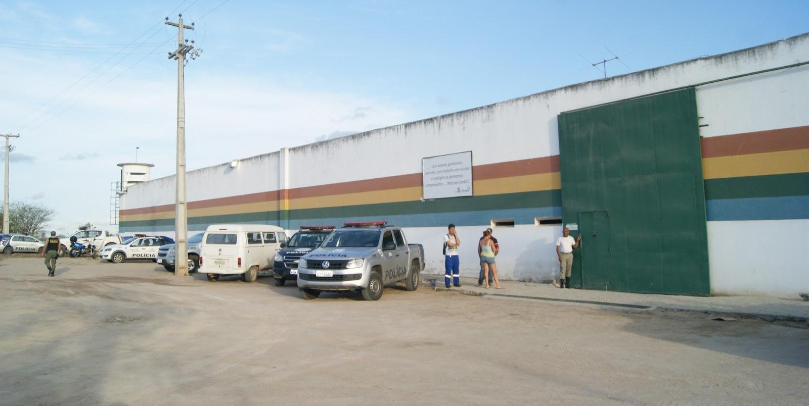 Somente nesse domingo, sete jovens morreram na unidade de Caruaru. Foto: Funase/Divulgação