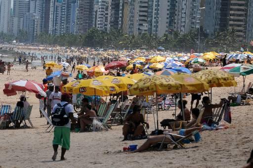 Crime aconteceu na Praia de Boa Viagem. Foto: Alcione Ferreira/DP/Arquivo