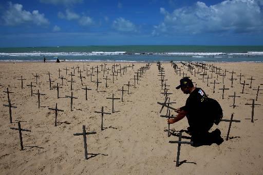 Policiais civis já fizeram protesto semelhante. Foto: Teresa Maia/DP