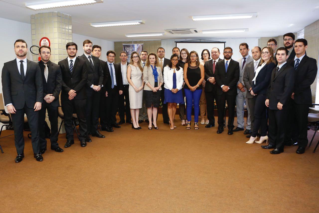 Juízes irão atuar no TRF da 5ª Região: Fotos: TRF/Divulgação