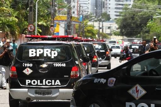 Veículos estão sendo utilizados pelo Batalhão de Radiopatrulha. Fotos: Peu Ricardo/Esp./DP