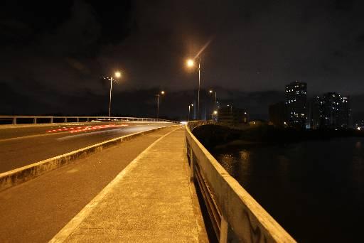 Ponte Gregório Bezerra é um dos pontos críticos. Foto: Roberto Ramos/DP