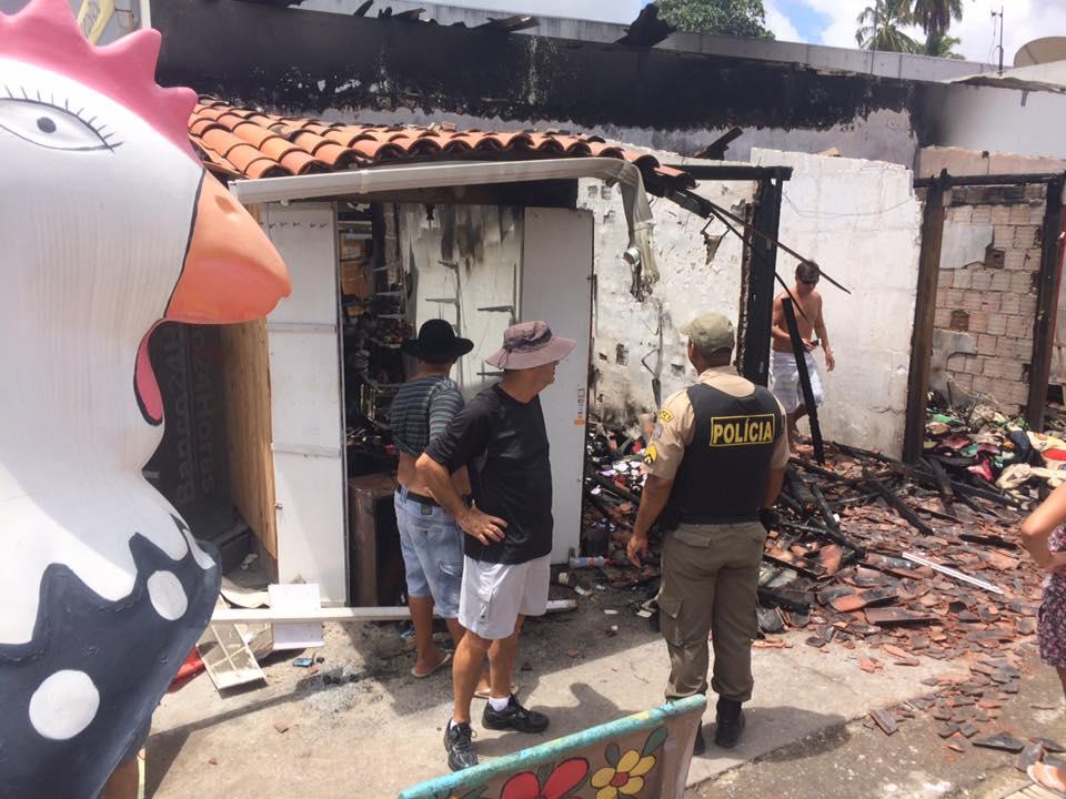 Caso em Porto de Galinhas assustou moradores e turistas. Fotos: Wagner Oliveira/DP