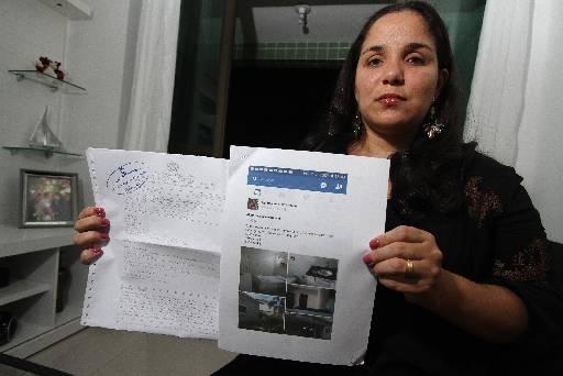 Maristela foi vítima e perdeu R$ 700. Foto: Roberto Ramos/DP