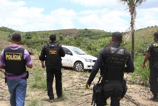 Ação criminosa começou no Cabo e terminou em Moreno. Foto: Julio Jacobina/DP