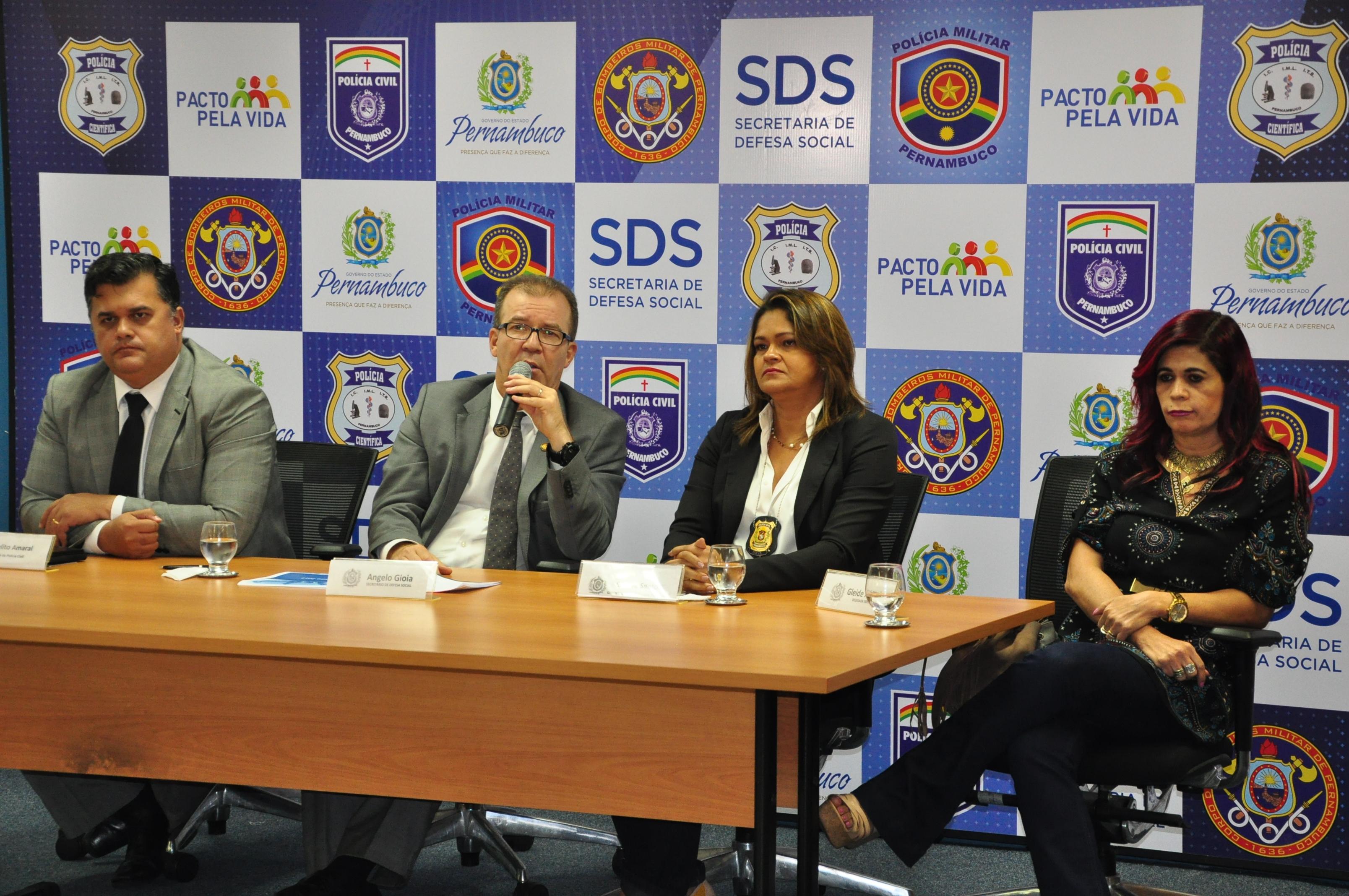 Números foram apresentados na tarde desta quarta-feira. Foto: SDS/Divulgação